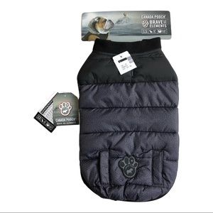 Canada Pooch Puffer Vest for Dogs